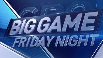 Big Game Friday Night - Nov. 17, 2017 - 4 P.M.