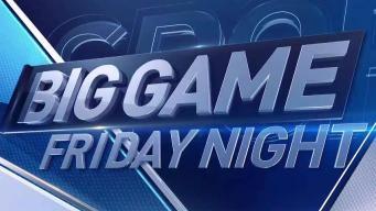 Big Game Friday Night - Nov. 17, 2017 - 5 P.M.