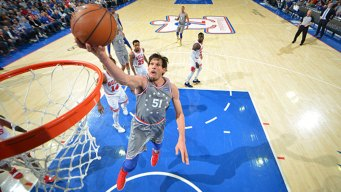 AP Source: Mavs Reach Agreement With 7-3 Center Marjanovic