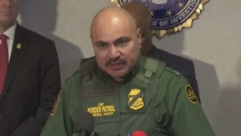 Border Patrol Agent's Death Being Treated as Assault, For Now (Raw Video)