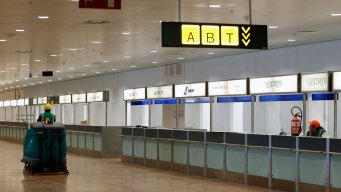Brussels Departure Hall Reopens After Attacks