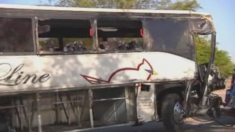 Investigation Into Bus Rollover Continues