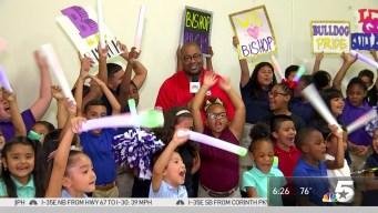 Brag About Your School: Bishop Elementary School
