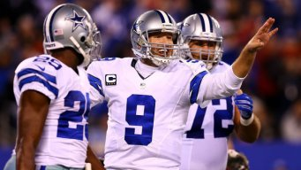 Cowboys Edge Giants, 31-28