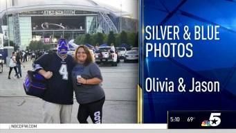 Silver & Blue Photos - November 24, 2016