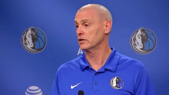 Mavs Coach Rick Carlisle on Trump, Sports and Politics
