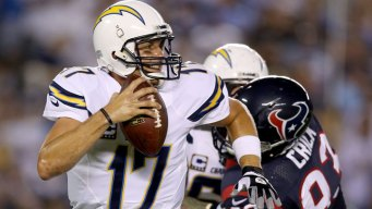 3 Numbers to Know for Cowboys vs. Chargers