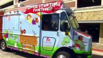 Austin Food Truck Charity Serves Clinics