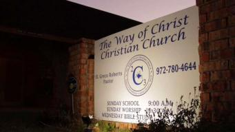 North Texas Church Says Contractor Ran Off With $50,000