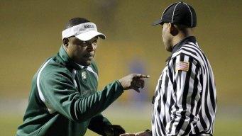 Claude Mathis to Return as DeSoto Head Football Coach