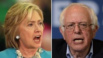Sanders Increases Jabs on Clinton in Iowa