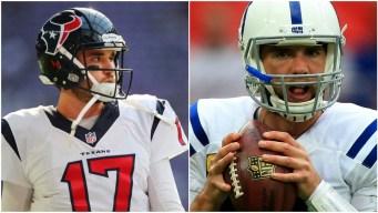 Texans Gain OT Victory Over Colts, 26-23