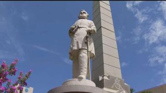 Confederate Monument Debate Roars Back in Dallas