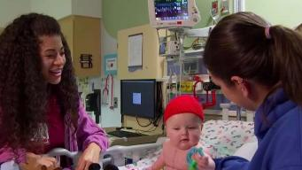 Red Hats Raise Awareness for Congenital Heart Defects