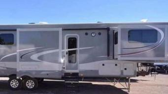 Traveling Family's RV Develops Leak, Mold Problem<br />