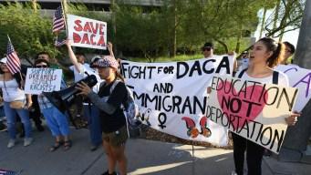 Judge Rules Against Trump in Case Over Immigration Program