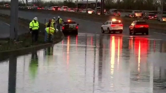 Flooding Prompts Water Rescues Around Washingon