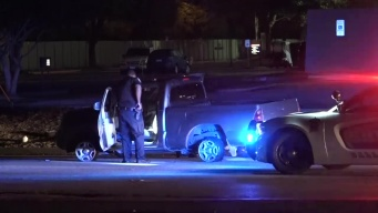 Armed Man Arrested After Chase Through Dallas County