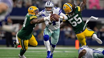 Newy: Points Off Turnovers Do Dallas in Against Green Bay