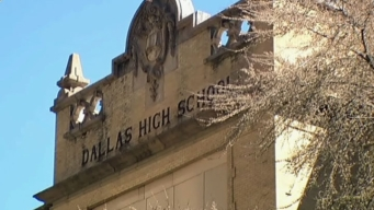 New Plans for Dallas High School