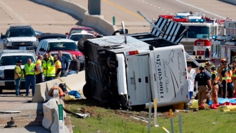 Deadly Texas Bus Crash Coincides with Safety Crackdown