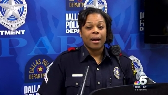 Dallas Officer Stops Wal-Mart Shooter