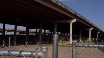 Latest Dallas 'Tent City' Encampment Closed