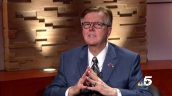 Businessman Challenging Texas' 'Extreme' Lieutenant Governor