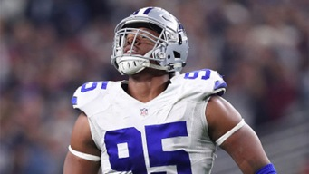 Cowboys' Irving Suspended 4 Games For Substance Abuse