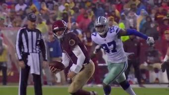 David Irving Moving Down Same Path as Quincy Carter