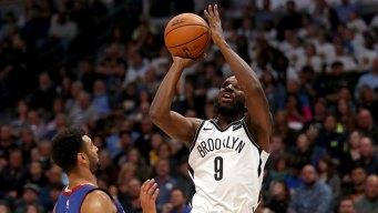 Nets Crush Mavericks to End Three-Game Skid