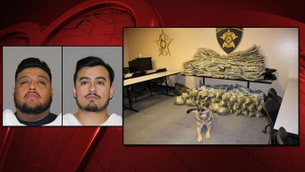 175 Pounds of Marijuana Found in Rental Car, 2 Arrested