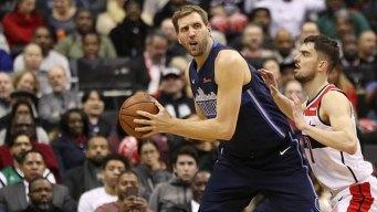 Mavericks Top Cavaliers as Dirk Closes on Wilt