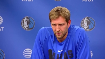 Dirk Nowitzki on NFL Protests, Trump Comments