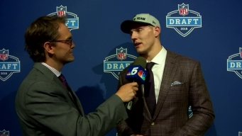Brian Urlacher Talks About the Cowboys First Round Pick