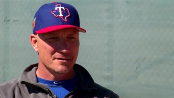 Jeff Banister's Long Road to Becoming Rangers Manager