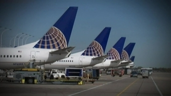 United Continental Cuts Outlook on Harvey Impact, Fuel Costs