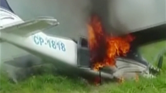 Officials Shoot Down Drug Plane in Peru, Fight in Gun Battle