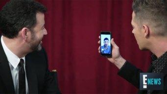 Tony Romo Has Advice for Oscar Host Jimmy Kimmel
