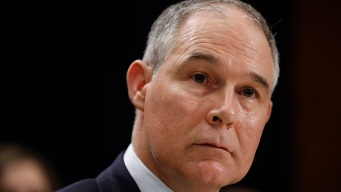 Watchdog: EPA's Pruitt Demanded 24/7 Armed Security on Day 1