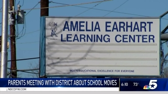 Earhart Elementary School Parents Voice Concerns
