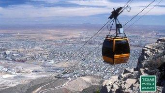 El Paso's Landmark Ranger Peak Aerial Tram Closed to Public