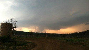 Sheriff: Tornadoes in Young County