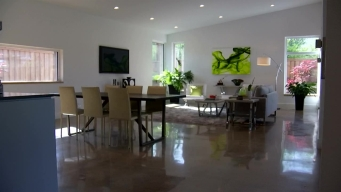 Look Inside First 'Passive House' in Texas
