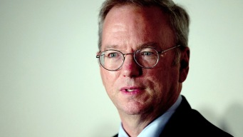 Former Google CEO Schmidt to Step Down From Role at Alphabet