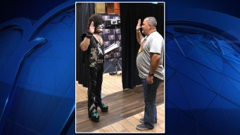Kiss Drummer Sworn in as Honorary Texas Police Officer
