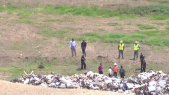 Police Investigate After Body Found in Landfill