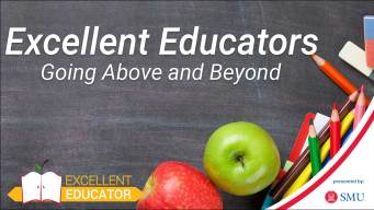 Nominate a Teacher Who Inspires You