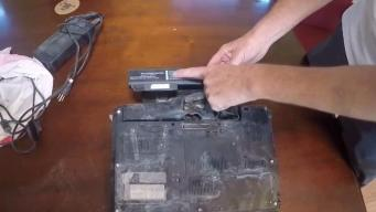 Laptop Explodes 3 Times, Owner Blames Battery