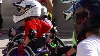 Wheelchair Motocross Comes to Grand Prairie